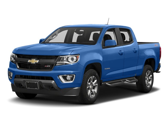 2018 Chevy Colorado Z71 Best New Cars For 2018