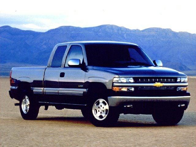 2000 Chevrolet Silverado 1500 Ls Grand Forks Nd Fargo North Dakota