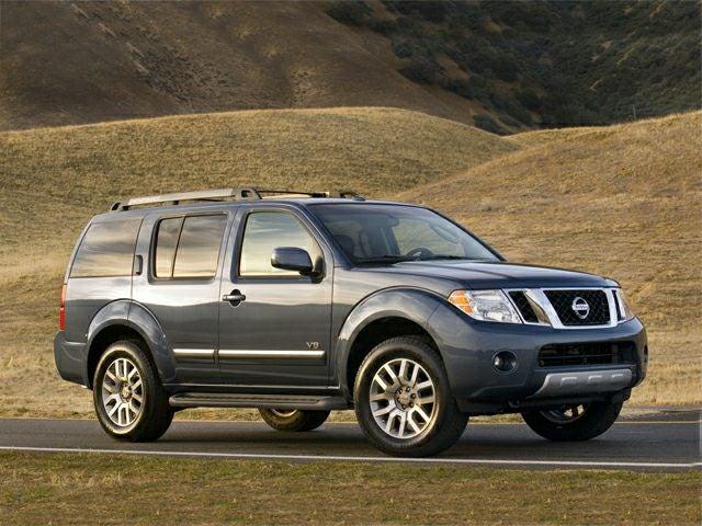 2008 Nissan Pathfinder Le Grand Forks Nd Fargo North Dakota 5n1ar18b78c619626