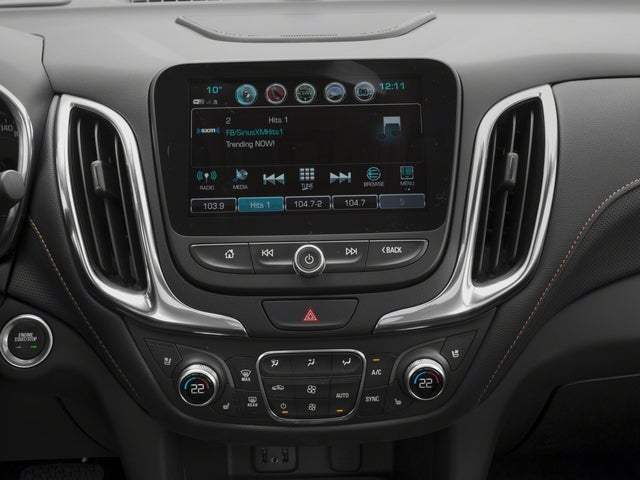 2018 Chevrolet Equinox Premier In Grand Forks Nd Rydell Buick Gmc