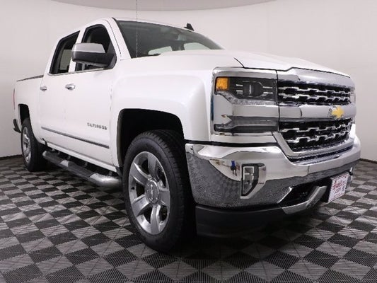 2018 Chevrolet Silverado 1500 Ltz In Grand Forks North Dakota 3gcuksec5jg505409