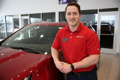 Wyatt Johnson Gmc >> Rydell Chevrolet Staff | North Dakota Chevrolet Buick GMC Dealership